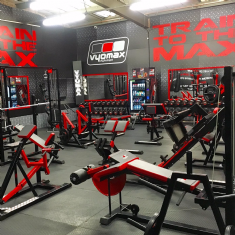 THE VYOMAX GYM